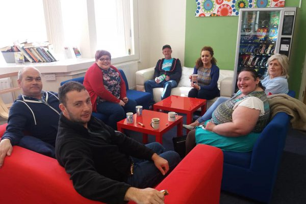 Engage trainees chilling at DYCW