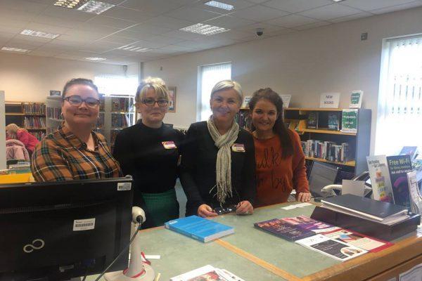 Job Club Strathfoyle Library